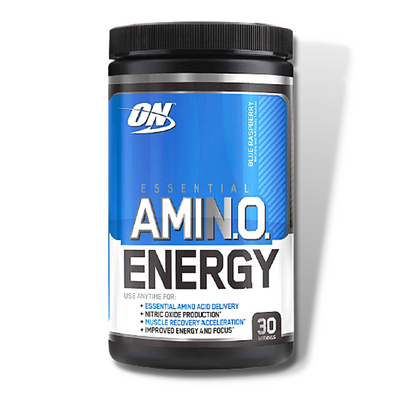 amino-energy-optimum-nutrition-bcaa-pre-workout-30-servings-singapore-muscle-recovery-building-synthesis-sore-doms-best-gym-workout-supplement-branched-chain-amino-acids-blue-ras