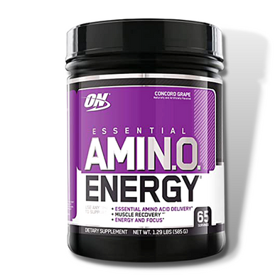 Optimum Nutrition Essential AmiN.O. Energy 65 Servings