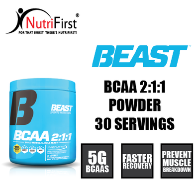 beast-bcaa-211-powder-30-servings-singapore-nutrifirst
