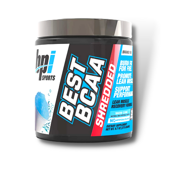 BPI Sports Best BCAA Shredded (275g) 25 Servings