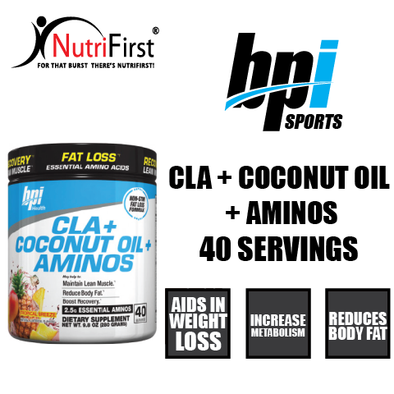 bpi-sports-cla-coconut-oil-aminos-40-servings-nutrifirst-singapore