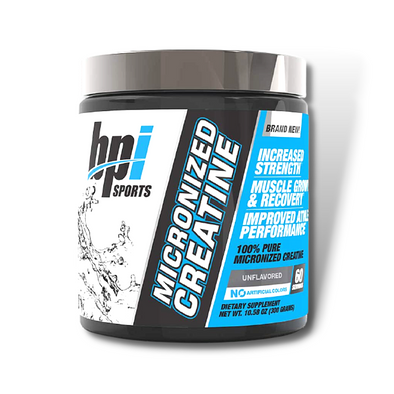 BPI Sports Micronized Creatine (300g) 60 Servings
