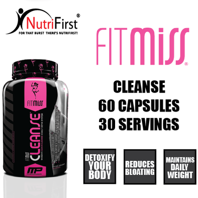 FitMiss Cleanse (60 Capsules) 30 Servings