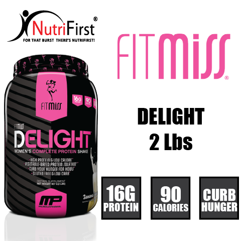FitMiss Delight (2 Lbs) 36 Servings