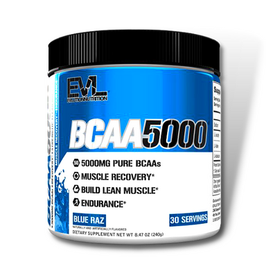 EVL Nutrition BCAA 5000 (30 Servings)