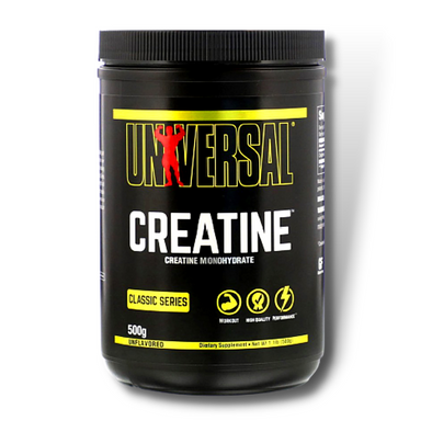 Universal Nutrition Creatine Powder (500 Grams)