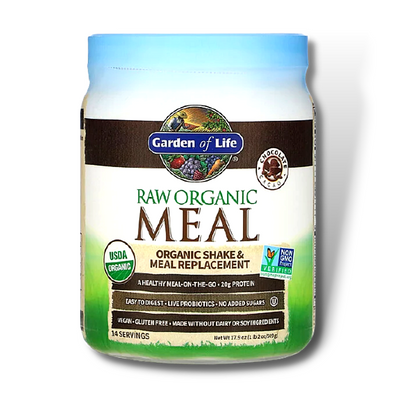 Garden of Life RAW Organic Meal Shake & Meal Replacement