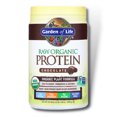 Garden of Life Organic Protein (20 Servings)