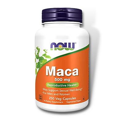fitness-supplements-singapore-now-foods-maca-500-mg-250-veg-capsules-vegan-vegetarian-250-servings