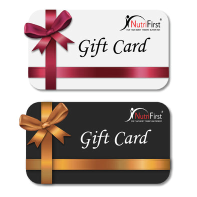 NutriFirst Gift Card