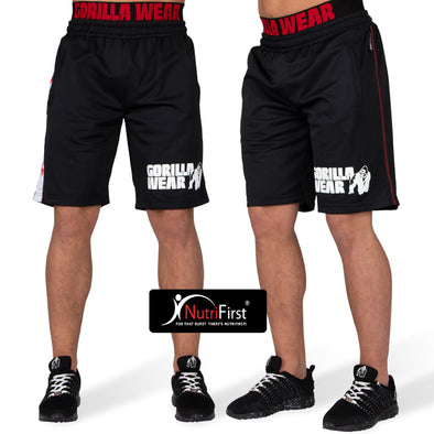 Gorilla Wear California Mesh Shorts
