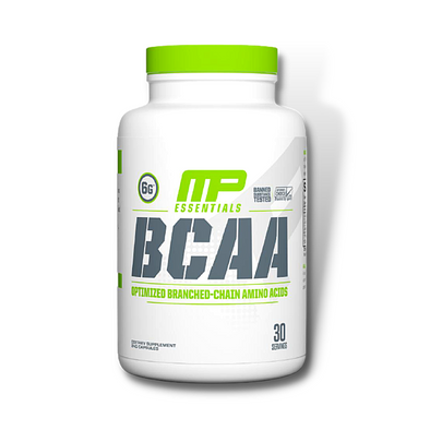 MusclePharm BCAA Essentials (240 Capsules)