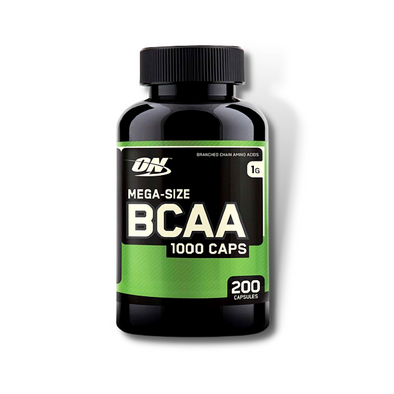Optimum Nutrition BCAA 1000mg (200 Caps)