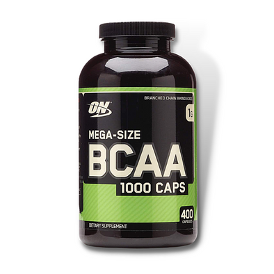 Optimum Nutrition BCAA 1000mg (400 Caps)