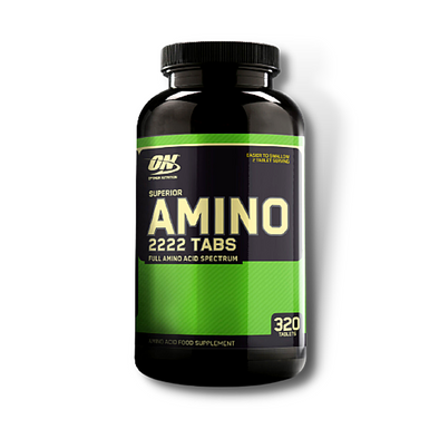 Optimum Nutrition Superior Amino 2222 (320 Tabs)