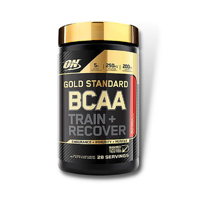 Optimum Nutrition Gold Standard BCAA Train + Recover