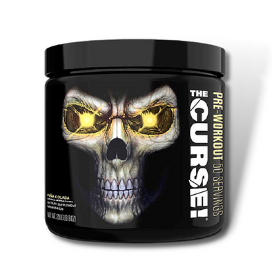 JNX Sports The Curse! PRE-WORKOUT (50 Servings)