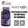 Natrol Saw Palmetto 160mg (30 Softgels)