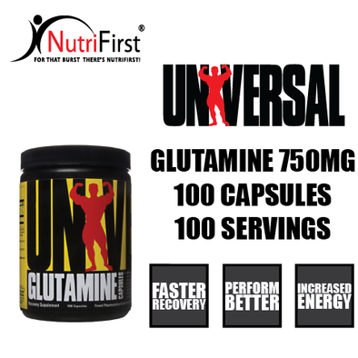 singapore-supplements-universal-glutamine-750-mg-100-capsules-100-servings