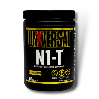 Universal Nutrition N1-T (90 Capsules)