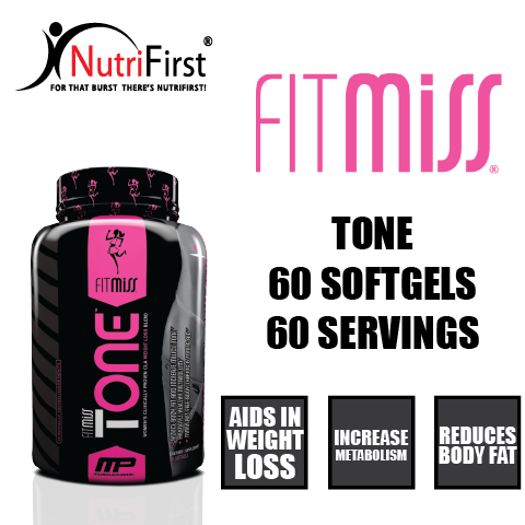 FitMiss Tone (60 Softgels)