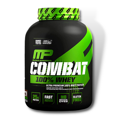 MusclePharm Combat 100% Whey (5 LBS)