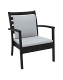 Artemis XL Lounge Arm Chair - Richmond Office Furniture