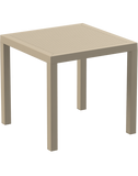 Ares Table 80cm Square - Richmond Office Furniture