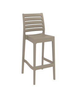 Ares Barstool 75cm High - Richmond Office Furniture