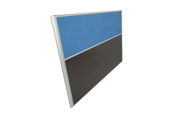 DIVIDER SCREENS FOR RAPID DESK SYSTEMS - Richmond Office Furniture