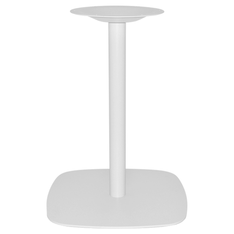 Arc Table Base White - Richmond Office Furniture