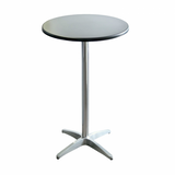 Astoria Aluminium Bar Table Base - Richmond Office Furniture