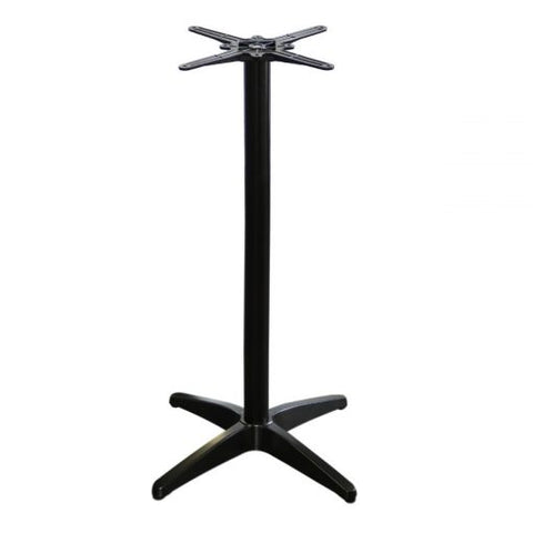 Astoria Black Bar Table Base - Richmond Office Furniture