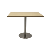 MEETING TABLE WITH SQUARE TOP - Richmond Office Furniture