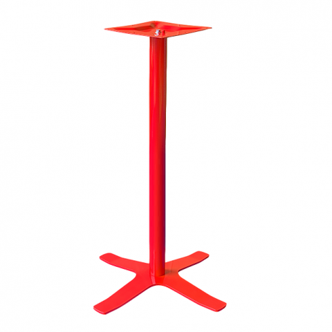 Coral Bar Table Star Base Australian Made - Richmond Office Furniture