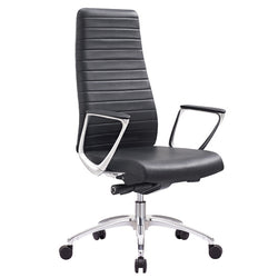 ENZO LEATHER EXECUTIVE CHAIR - Richmond Office Furniture