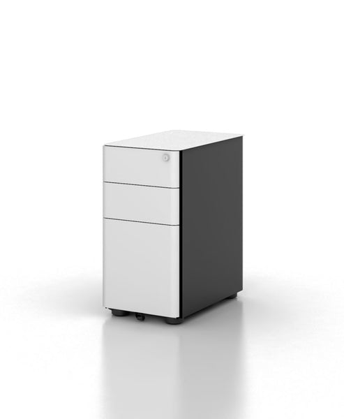ETERNITY SLIMLINE MOBILE PEDESTAL - Richmond Office Furniture