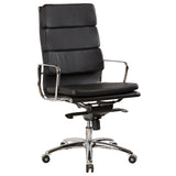 FLASH LEATHER EXECUTIVE CHAIR - Richmond Office Furniture