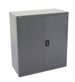 GO STEEL STORAGE SWING DOOR CUPBOARDS - Richmond Office Furniture