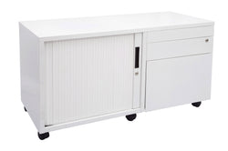 MOBILE DESK CADDY WHITE - Richmond Office Furniture