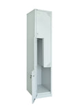 GO Locker 2 Step Door - Richmond Office Furniture