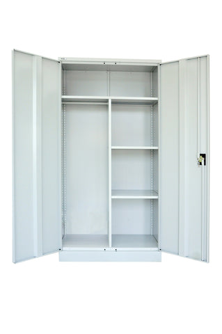 GO WARDROBE STEEL STORAGE - Richmond Office Furniture