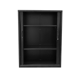 GO Tambour Door Cupboard 1200mm Wide - Richmond Office Furniture
