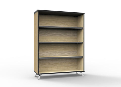 INFINITY OFFICE BOOKCASE - Richmond Office Furniture