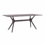 IBIZA TABLE 180 - Richmond Office Furniture