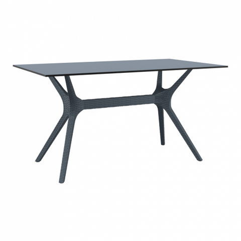 Ibiza Table 140cm Long - Richmond Office Furniture