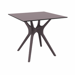 Ibiza Table 80cm Square - Richmond Office Furniture