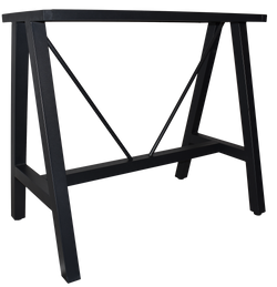 A FRAME TABLE BASE 1050mmH - Richmond Office Furniture