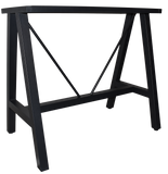 A FRAME TABLE BASE 1050H - Richmond Office Furniture