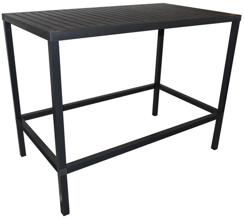 Cube Bar Table Rectangle - Richmond Office Furniture